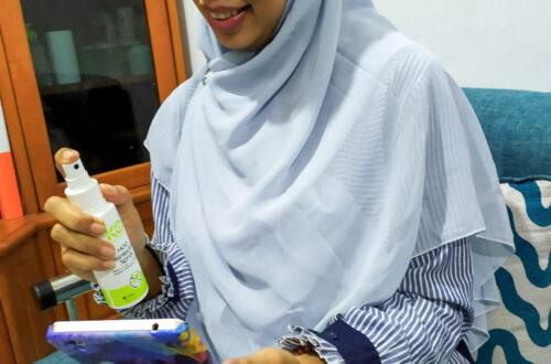 KO Virus Disinfektant Spray