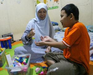 KO Virus aman untuk anak