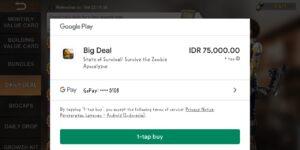 Pembayaran Game dengan GoPay